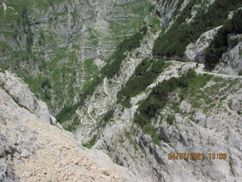Kanjavec-Koča na Doliču - Zasavska koča na Prehodavcima