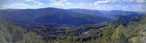 Skradski vrh i Zeleni vir