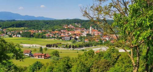 Hunjka - Gorščica - Rumlec - Lipa - Planina Gornja - Plasišće - Laz Bistrički - Marija Bistrica